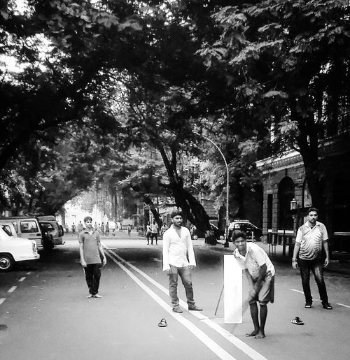 The Places I've Been Today Sport In The City Cricket Street Photography Sport India