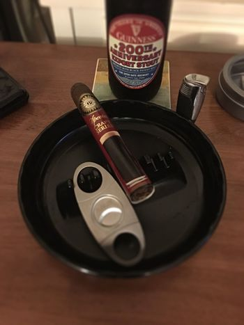 Daily Life Dailycigar Perdomo Guiness Beer