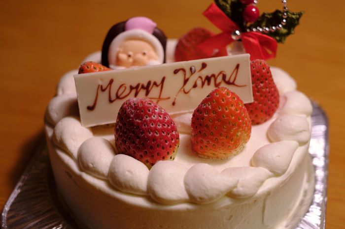 Chrstmas Cake FUJIFILM X-T2 Japan Japan Photography Merry Xmas! Cake Celebration Christmas Food Food And Drink Freshness Fujifilm Fujifilm_xseries Sweet Food X-t2 クリスマスケーキ ケーキ ドルチア 市川