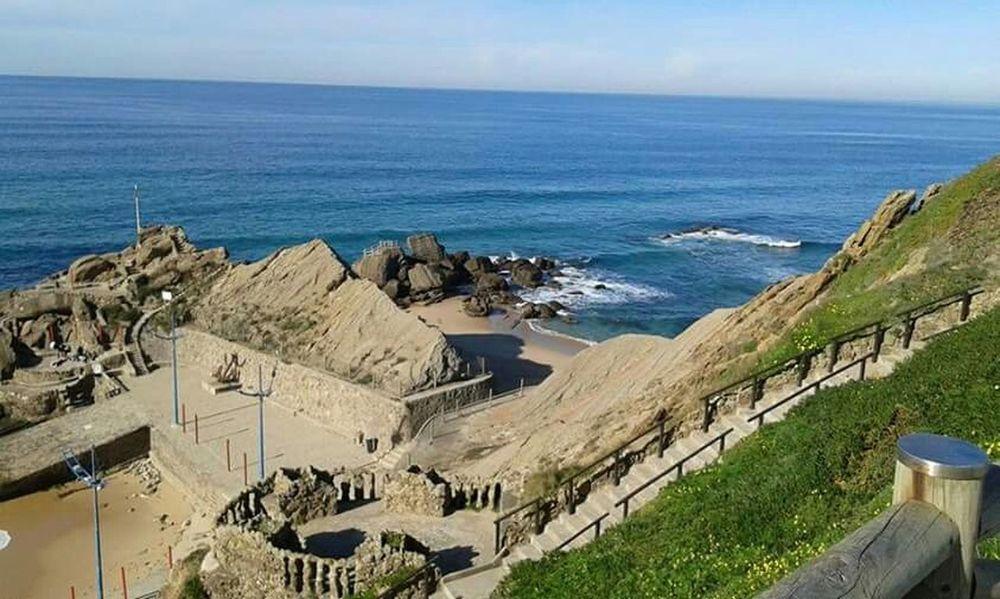 The Purist (no Edit, No Filter) Relaxing Sea Sunnyday Não tenho palavras para explicar a paisagem que tenho a sorte de ver todos os dias... o meu cantinho