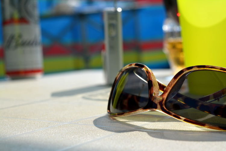 British Summer Camping Day Focus On Foreground Glasses No People Outdoors Relaxation Selective Focus Still Life Summer