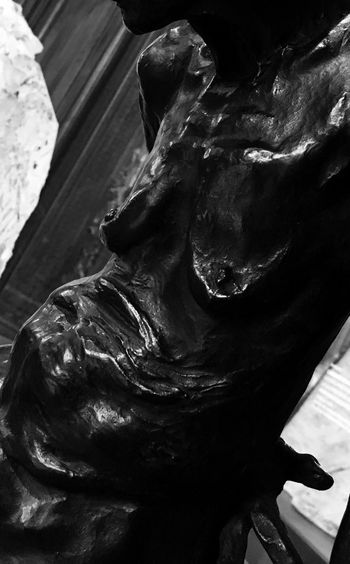 Souvenir du musée rodin #7 Art Photography Paris Rodin Rodin Museum Sculpting A Perfect Body Art And Craft Blackandwhite Blackandwhite Photography Close-up Day Human Representation Indoors  Musée Rodin, Paris No People Sculpture Sculptures Statue