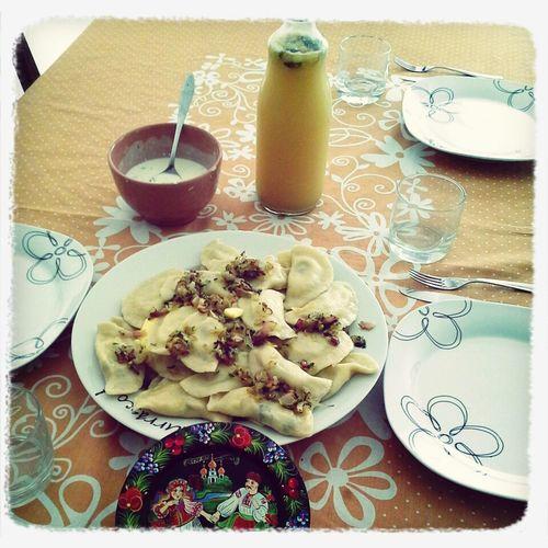 Varenike and Kvass! The best of Ukrainian  Cuisine!