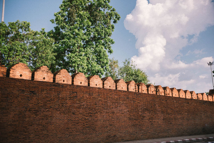 Old Town Walls
