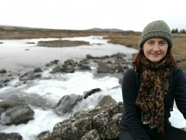 Only Women Adult Cold Temperature Hannallaysadventure Outdoors Landscape Icelandic_explorer Iceland, Reykjavik Beauty In Nature Nature