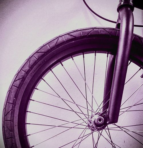 Close-up Bicycle Wheel Bmx  Bmxforlife Bmxparts Bmxlife Bmxphotography Bmxfreestyle Wheels Bmxworld Bmxing Man Made Object Bmxporn