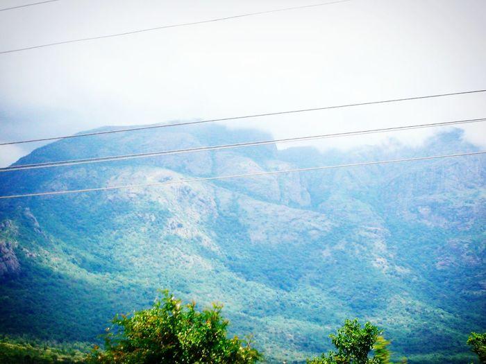 Cable Rural Scene Sky Cloud - Sky Landscape Foggy Calm