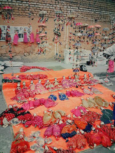 Jlf2015 Rajasthandiaries Jaipurstreets Puppets Colors Beautiful Day Culture Love First Eyeem Photo EyeEm :)))
