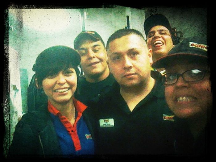 The Crew:)