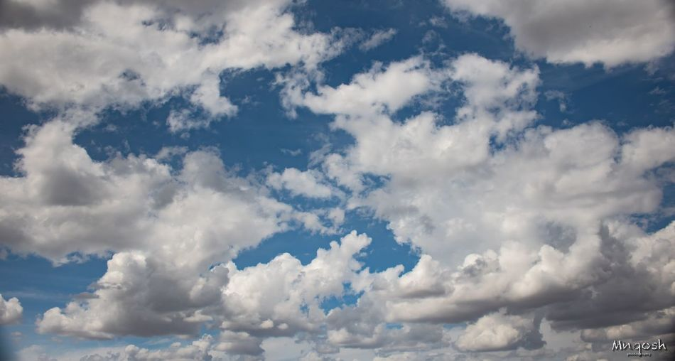 Cloud - Sky Sky Beauty In Nature Tranquility Tranquil Scene Scenics - Nature Nature
