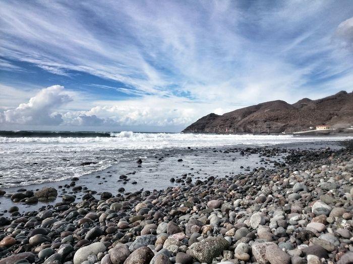 Gran Canary Island Sea Storm Sea Wave Ocean Waves Beach Waves Atlantic Ocean Gran Canaria Sea And Wind Wildlife & Nature Ocean View Canarie Island