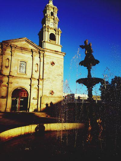 Church Streetphotography Taking Photos Fountain