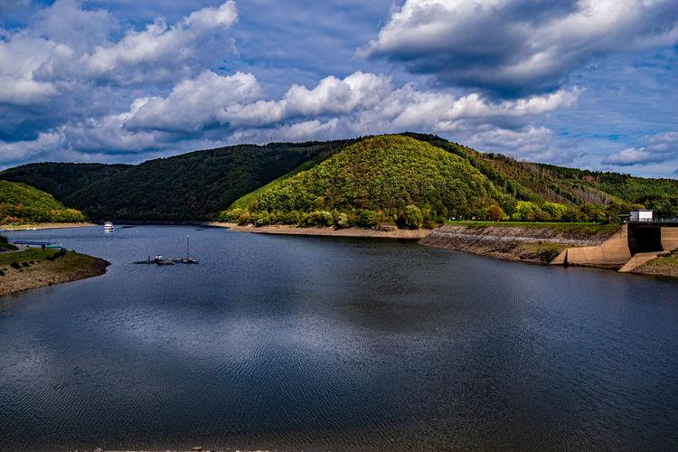 Lake near