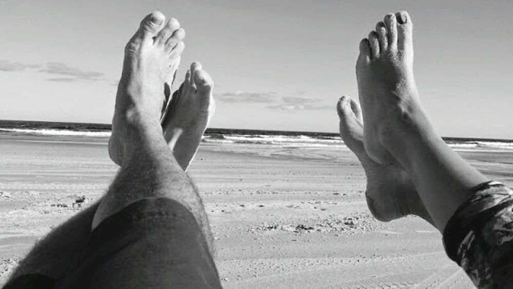 My Hobby Relaxing Time On The Beach Just Share Cabo Polonio TGIF ✌ Barefoot Two Is Better Than One Outdoors Tourism Beach Having Fun Two