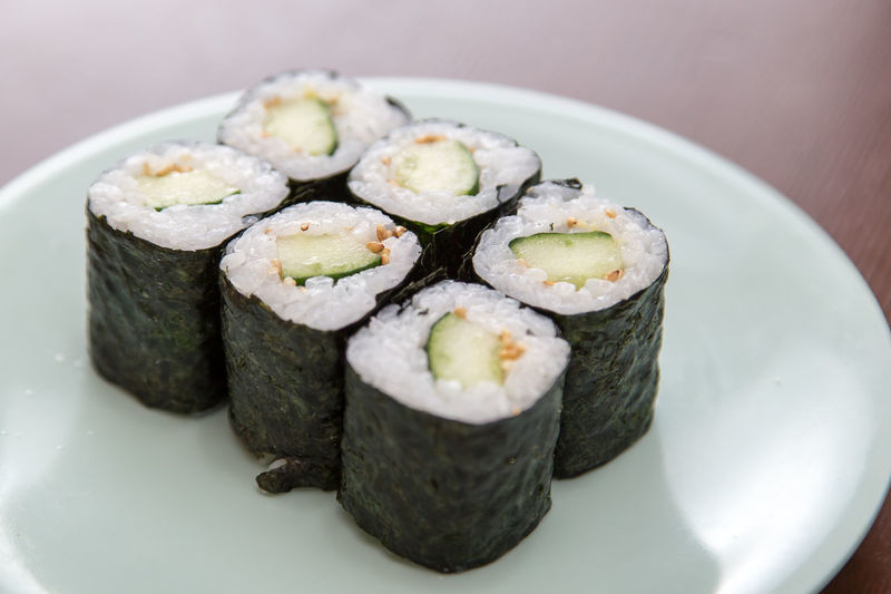 Sushi Japanese Food Sashimi  Japanese Culture Rice Seafood Asian Food Plate Freshness Food And Drink Ready-to-eat Food Still Life Healthy Eating Wellbeing Rice - Food Staple Indoors  Close-up Serving Size No People Table Garnish Dinner Temptation
