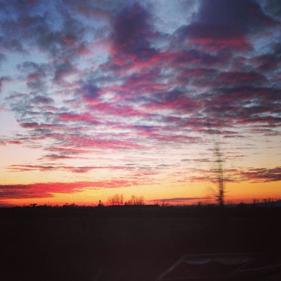 Tramonto Sunset Sundown Sky