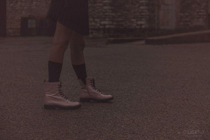 Buffalo Soldier Texas Fashion Street Fashion Gilbert J. Photography Rain Boots