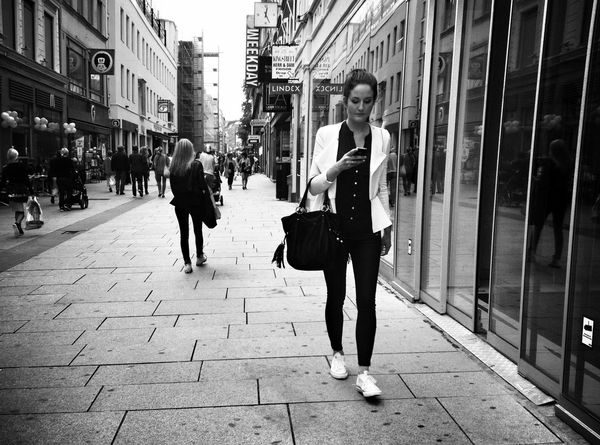 | •We'd met at a carefree time, a moment full of promise, in its place now were the harsh lessons of the real world.• | Streetphoto_bw Streetphotography Facedown_generation Shootermag