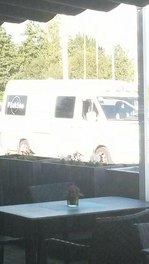 Platina bus in sunshine! Platina Music Platina On Tour On Tour Örnsköldsvik Scandic Hotel