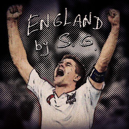 Steven Gerrard Sg England EIE UK