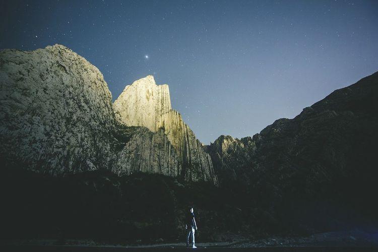 Relaxing Galaxy Nightphotography