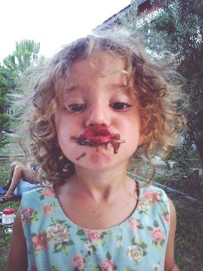 Nutella Chocolate Baby Sweet