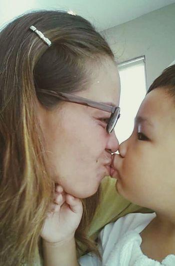 RePicture Motherhood Nanay Nanaynibuhawi Buhawi Motherandson  Babykiss Love Enjoying Life ILOVEMYSON Sweetlittleboy