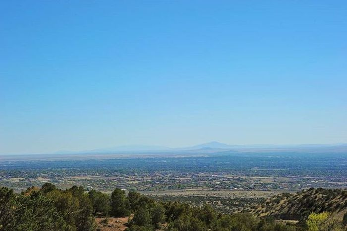 A view of Albuquerque from the Sandia Mountains. Processed with Snapseed Landscape Cityscape Photography NewMexicoTRUE DSLR Nikon D700 Nmlife