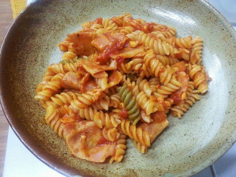 my Dinner Pasta I Made It  Food