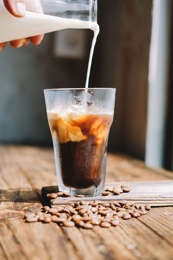 thirsty The Still Life Photographer - 2018 EyeEm Awards Filling Drink Drinking Glass Scented Wood - Material Coffee - Drink Pouring Quality Cafe Preparation  Latte Iced Coffee Coffee Bean