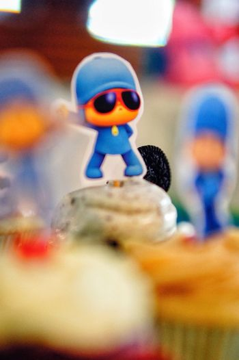 Gangnam Cupcakes