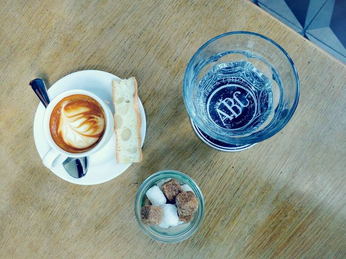 Teabreak MACCHIATOCOFFEE Check This Out Hanging Out Enjoying Life BFF ❤ Chitchat Coffee ☕ Coffee Break EyeEmBestPics Foodpics Macchiatto Foodphotography Foodgasm Coffeeaddict
