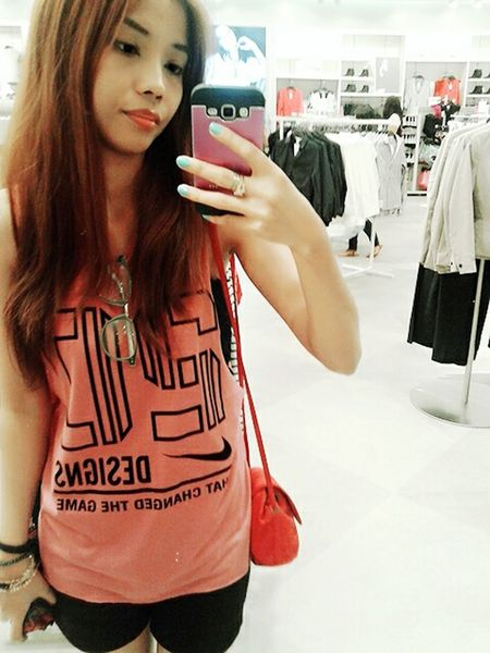 Hi! That's Me Casualstyle Blondehairdontcare Casuallook Selfiemirror Cute KAWAII Different Is Better . ❤ Fashion&love&beauty