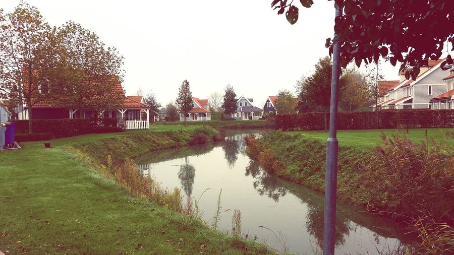 Holland Village River