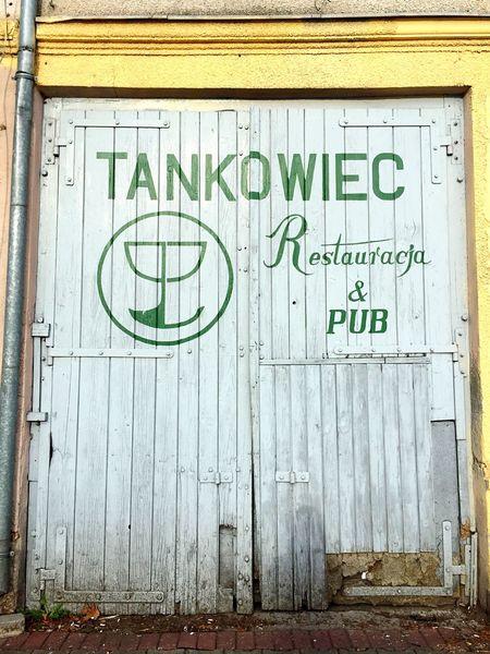 Poland Vintage Bars Bar Life Pub Swinemünde Old Buildings Traveling Discover Your City