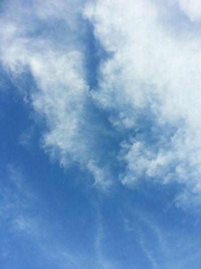 Der Himmel über mir ... Hanging Out