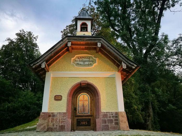 Weinfeldkapelle