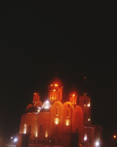 Night Illuminated City No People Sky Architecture Outdoors