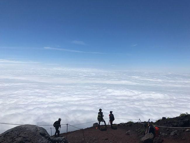 The Week On EyeEm sea of clouds Nature Beauty In Nature Cloud - Sky Mount FuJi