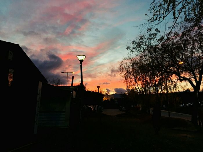 Sunset NewYear