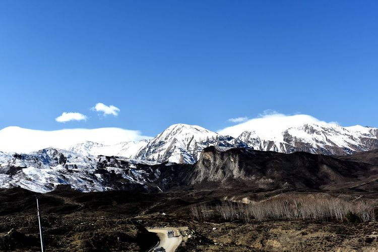 Mustang Mountain Mountain Range Beauty In Nature Check This Out Hello World Nepal Travel Amazing Nepal Way To Muktinath Temple Amazing Mustang Beauty In Nature Landscape Amazing Mustang Nature Jomsom