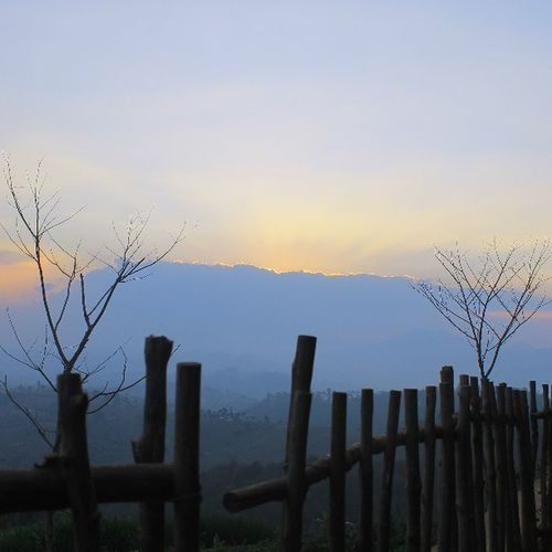 Begitulah. Just Share Photo Landscape Photography Mtma Ngabklang Sunset Bukitmoko Bandung INDONESIA