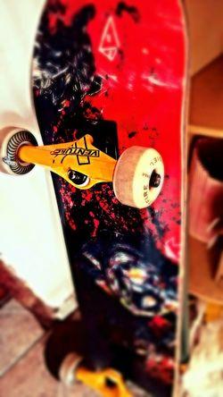 Carrinho, pra adiantar o corrê ... Sk8life Skateboard Skateboarding Skatelife Skateordie Sk8anddestroy Skate♥ Sk8orDie Sk8naveia Sk8style