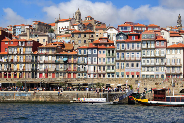 View of Porto city - Porto, Douro, Portugal Porto Porto Portugal 🇵🇹 Portugal Tourist Destination Douro  Cityscape Photography Building Exterior Architecture Built Structure Residential District Building City Sky Day Nature Outdoors Water Architecture Cityscape Town TOWNSCAPE Waterfront