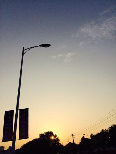 就喜欢这种天空~ First Eyeem Photo