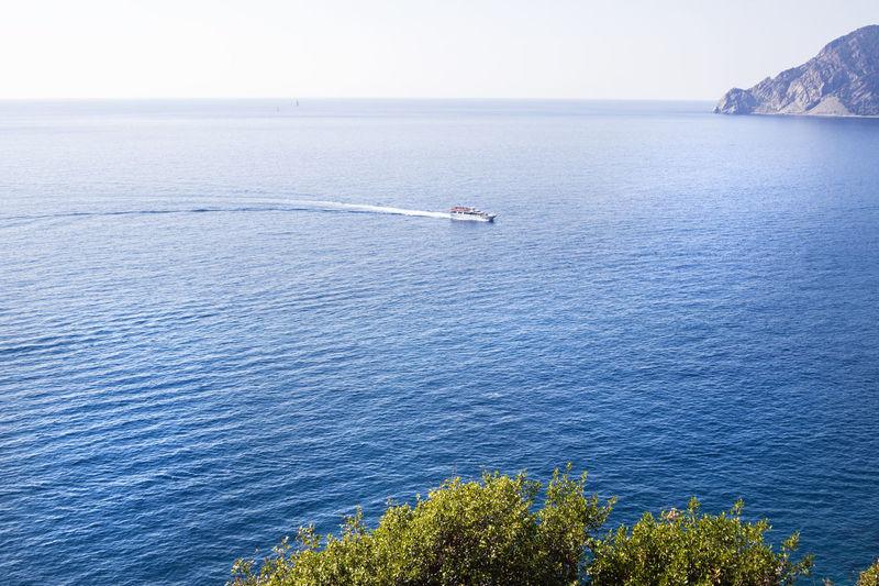 Sea Water Mode