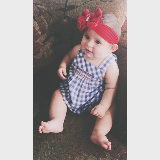 MemorialDay 🔴⚪️🔵 Memorial Day Babyphotography Summertime Thatsmybaby  Pretty Girl Redbow Bows