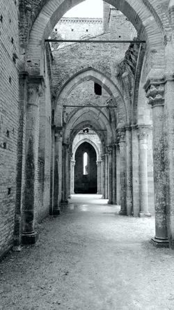 History Arch Blackandwhite Photography Architecture Discoveritaly Old Ruin Abbey Ruins Sangalgano Tuscany Solitude Pictureoftheday Best Of EyeEm The Past Scenics Magical Places Discovertuscany Photooftheday Magical Place Famous Place Artphotography Legendary Ruins Abbey Medieval Travel Destinations