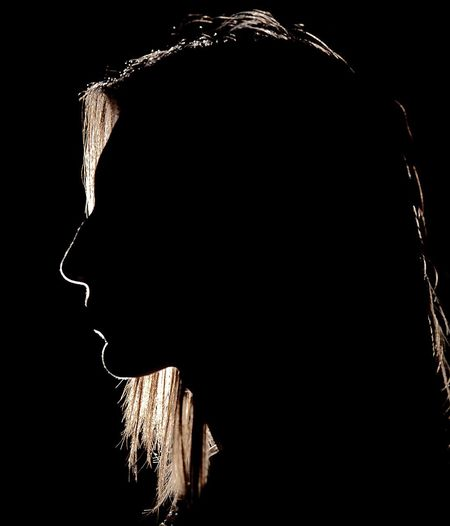 portrait Girl Woman Young Young Woman Back Light Black Background Silhouette Men Close-up Capture Tomorrow My Best Photo 17.62° International Women's Day 2019 The Creative - 2019 EyeEm Awards