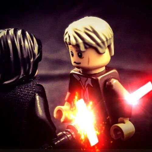 """""""Thank you."""" Legophotography LEGO Toy Photography Lightbox Star Wars Star Wars The Force Awakens Lego Star Wars  Lego Star Wars Photography"""